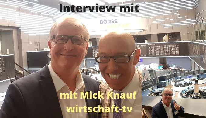Michael Krueger Interview mit Mick Knauf